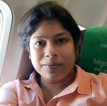 Sudipa  Roy